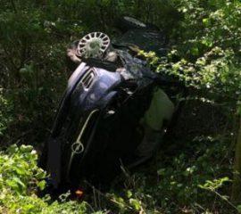 Verkehrsunfall auf der Koblenzer Str.