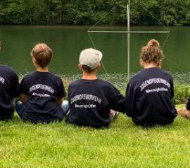 Zeltlager Jugendfeuerwehr Mennighüffen
